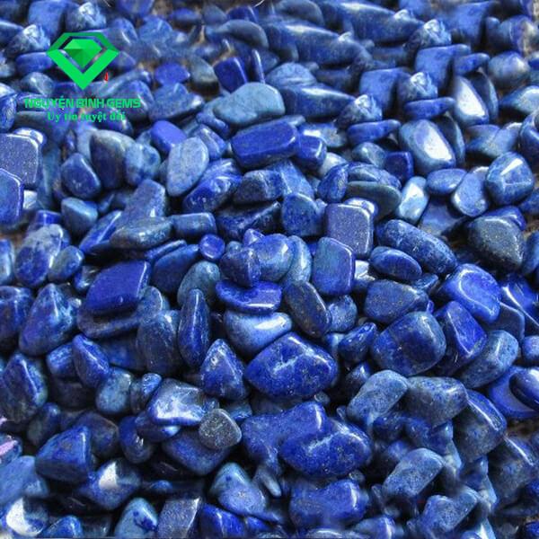 Đá Lapis Lazuli Vụn